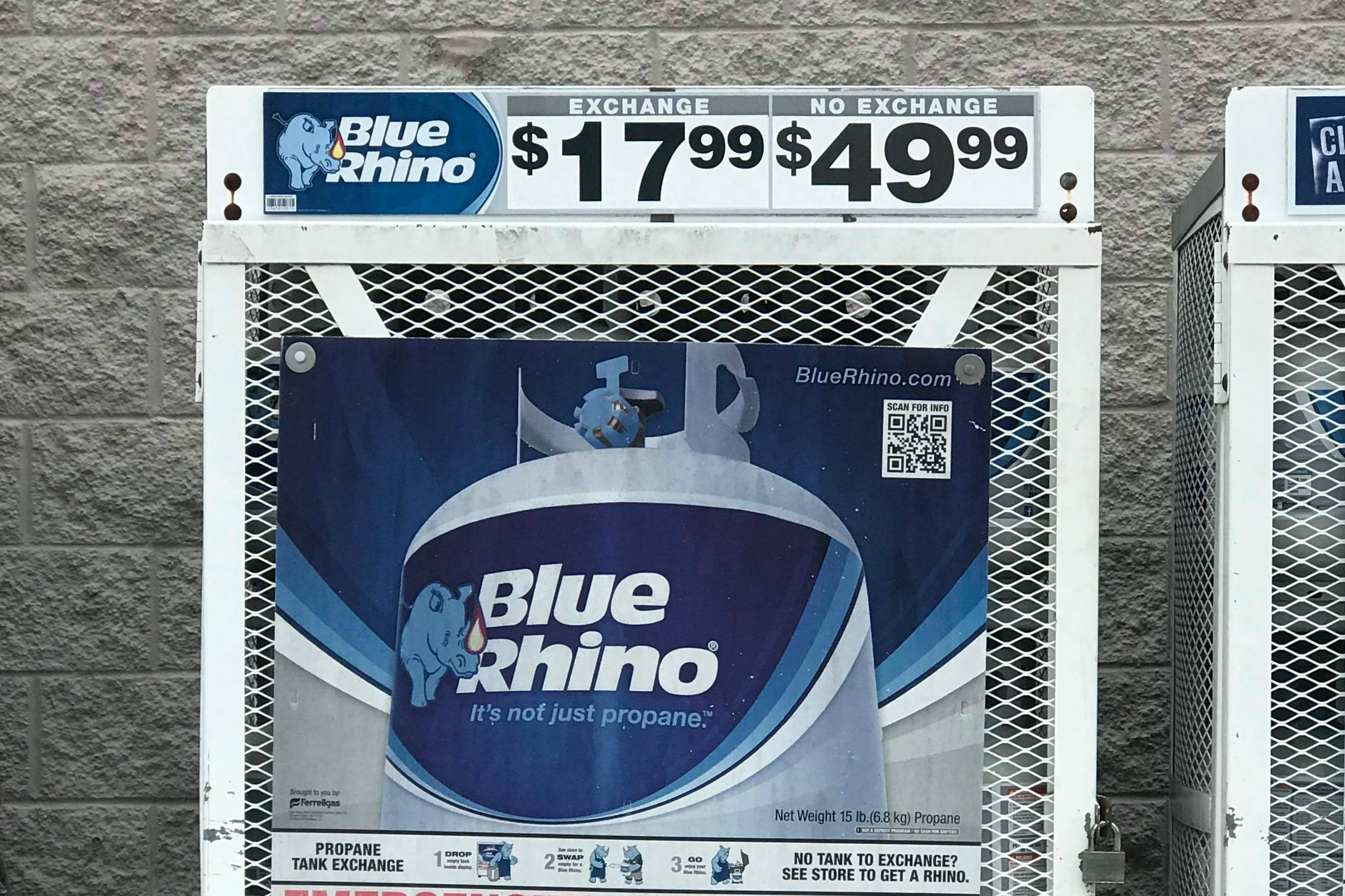 NEW Blue Rhino Coupon   Propane Tank as low as $11 99 at
