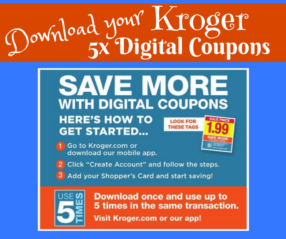 If you're confused about Kroger Digital Coupons, I've put together a post on the most frequent questions I receive regarding these coupons, plus give my personal recommendations on how to make the most out of this service.. Can I Stack a Digital Coupon With a Paper Coupon? No. Digital coupons are considered manufacturer coupons – not STORE coupons, so you must choose one or the other.