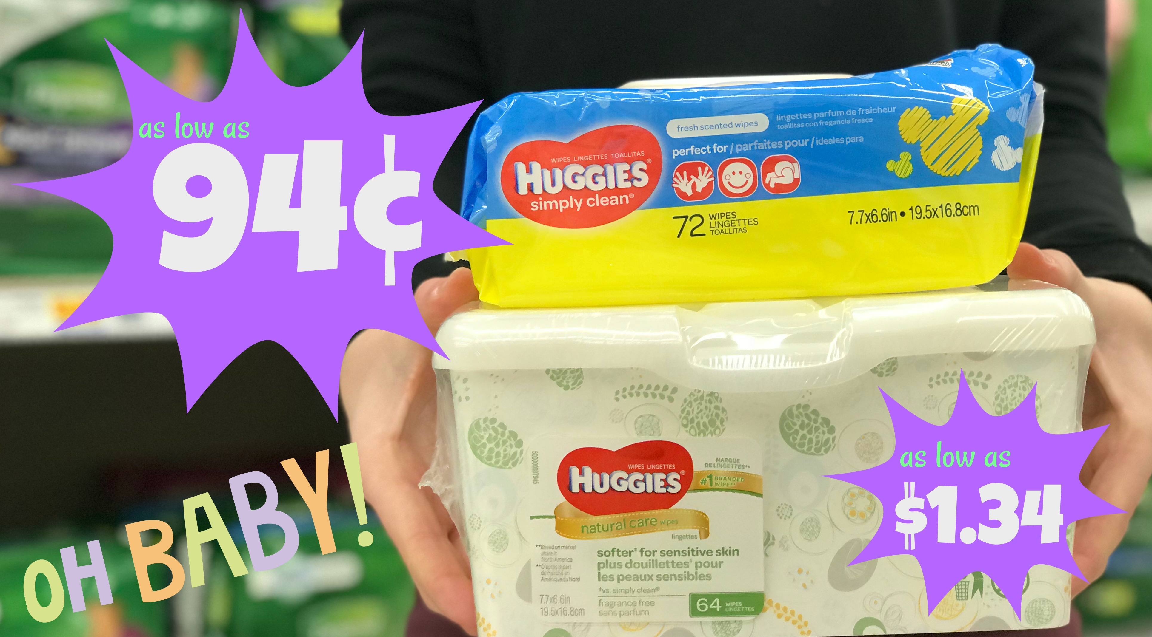 picture relating to Printable Huggies Wipes Coupon identified as Get your Weekend Inserts toward Acquire Huggies Wipes for as reduced as