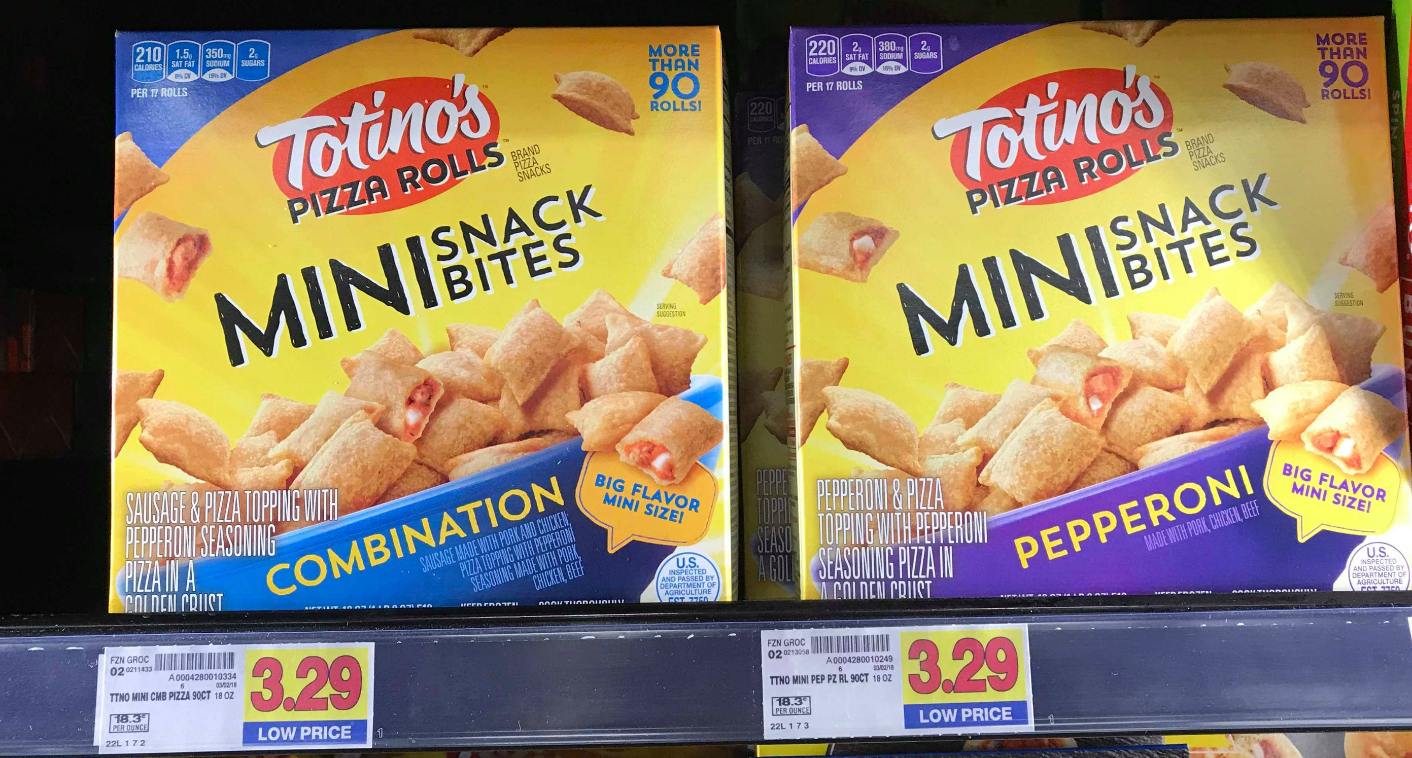 totinos market This statistic shows the retail sales of totino's pizza rolls in the united states in 2012 and 2015 according to the report, us retail sales of totino's pizza amounted to approximately 463.