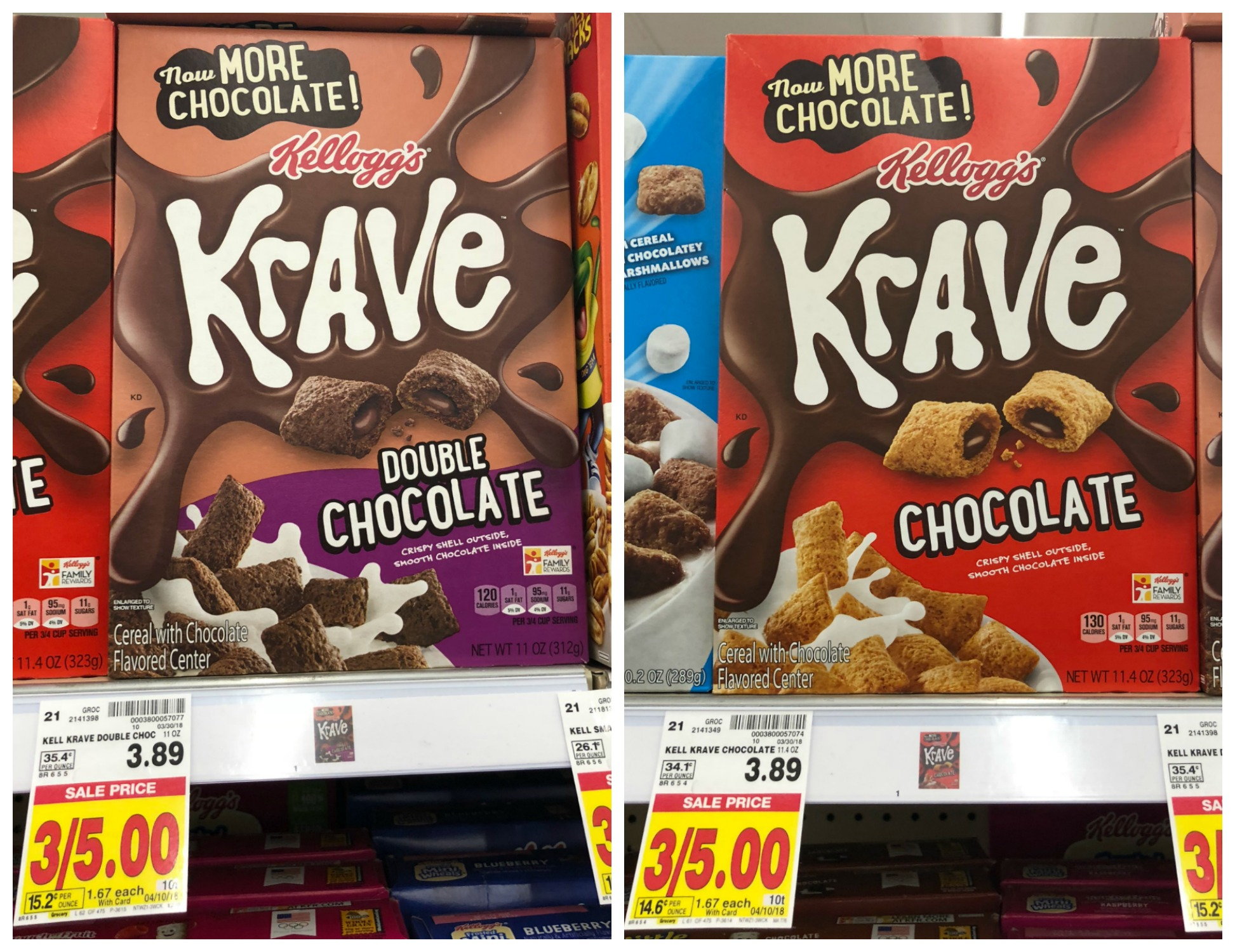 NEW Kellogg's Coupons | Krave Cereal as low as $0.47 at ...