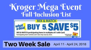 Kroger pop to save instant win