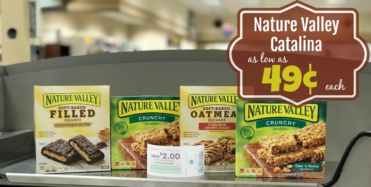 Where To Buy Nature Valley Products