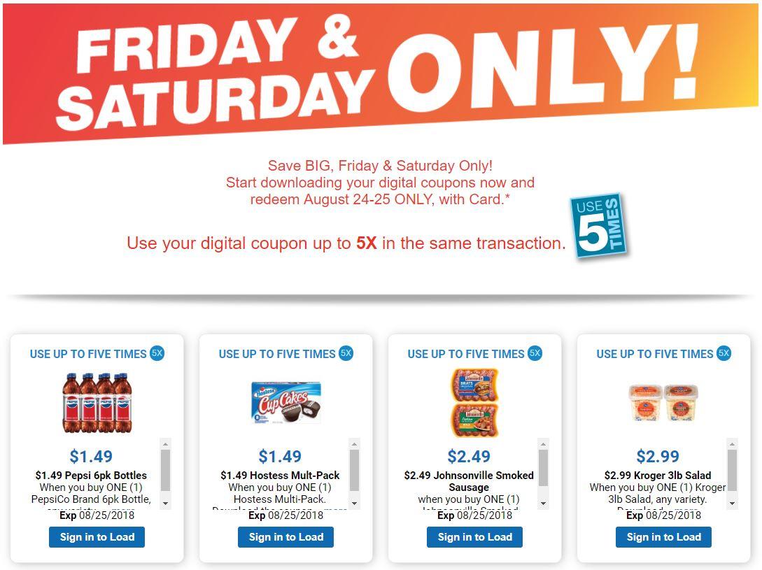 Kroger Weekly Grocery Ads Coupon Deals | KrogerKrazy.com - Part 30