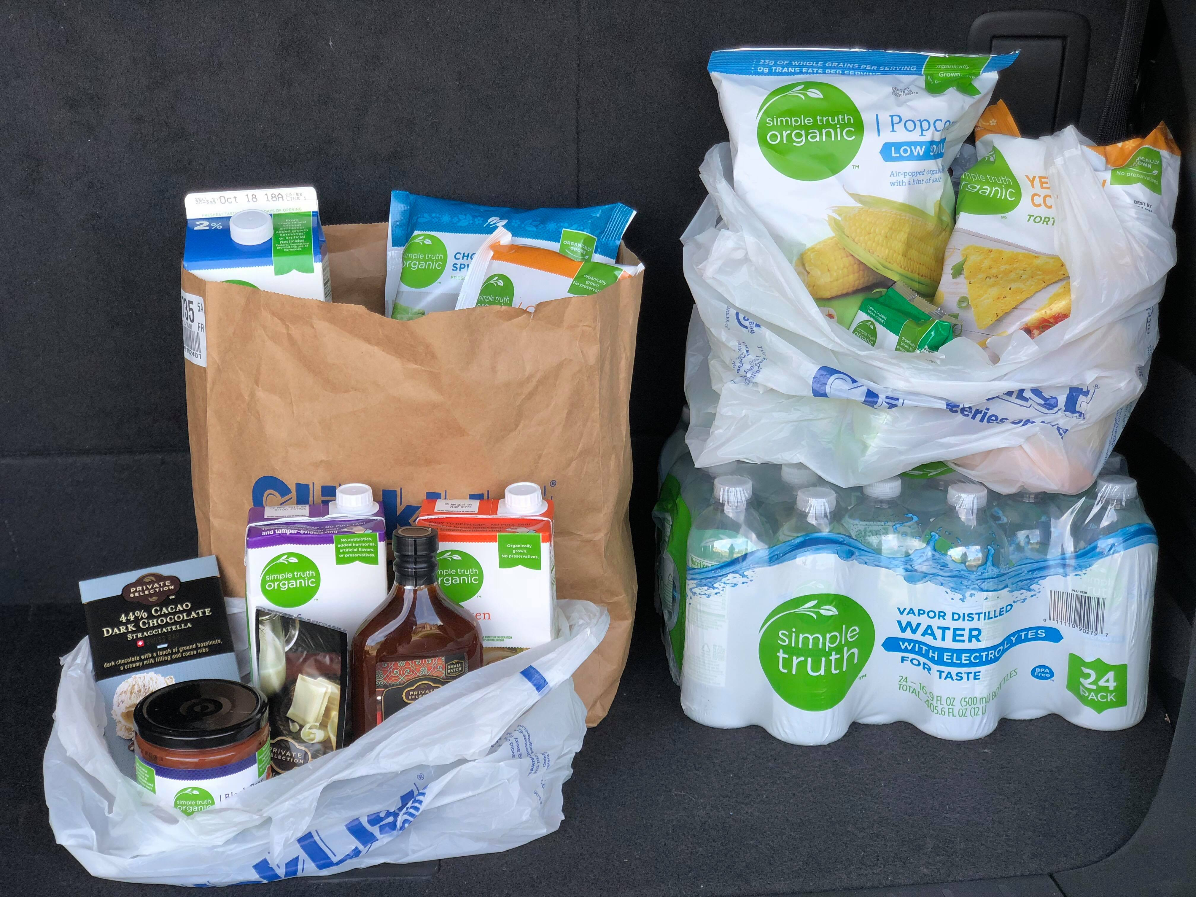 can you use a gift card for kroger clicklist