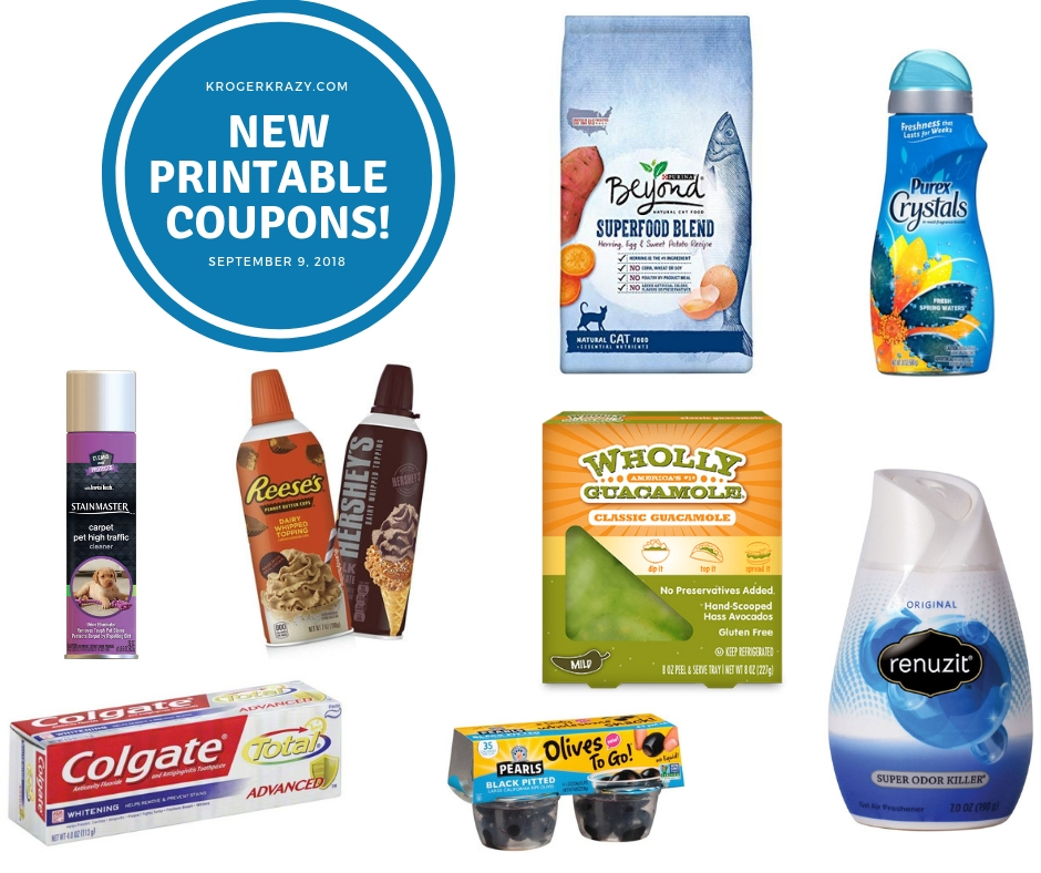 image about Purex Printable Coupons named Fresh Printable Discount coupons!! Purex, Purina, CoverGirl, Colgate