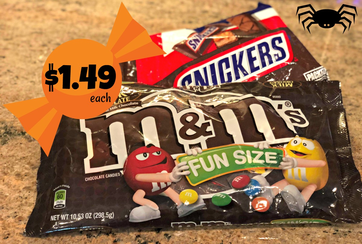 f0b079b5a2ffcc I hope you re not tired of the Halloween Candy deals because I wanted to  give you another scenario (you ll see more for the next two weeks). Clip  your Mars ...