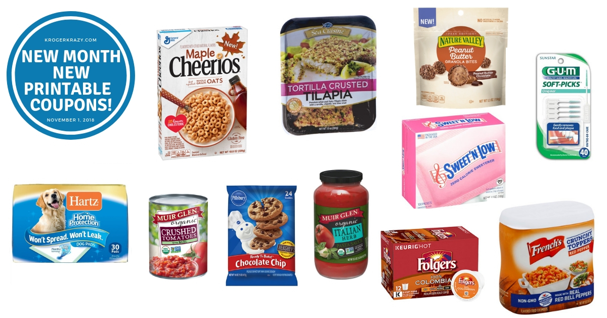 picture about General Mills Coupons Printable referred to as Clean Thirty day period!! Contemporary Printable Coupon codes! Overall Mills, Muir Glen