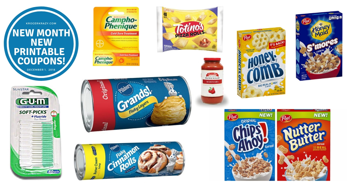 picture about Printable Cereal Coupons known as Clean Thirty day period! Fresh new Printable Coupon codes!! Article Cereals, Pillsbury