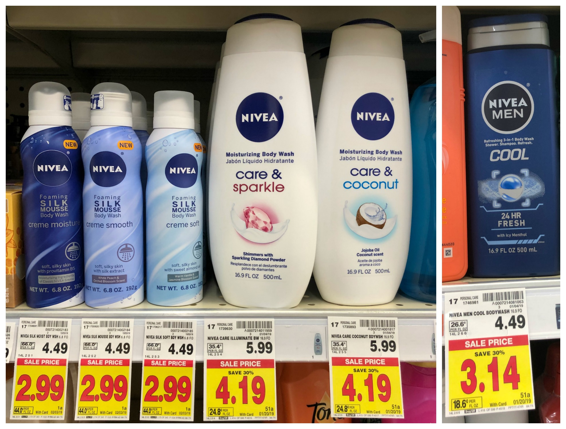 picture about Nivea Printable Coupons known as Coupon nivea 2019