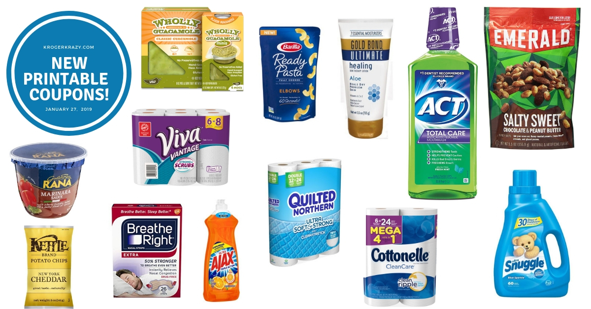photograph about Viva Printable Coupons known as Fresh Printable Discount coupons!! ACT, Barilla, Viva, Cottonelle