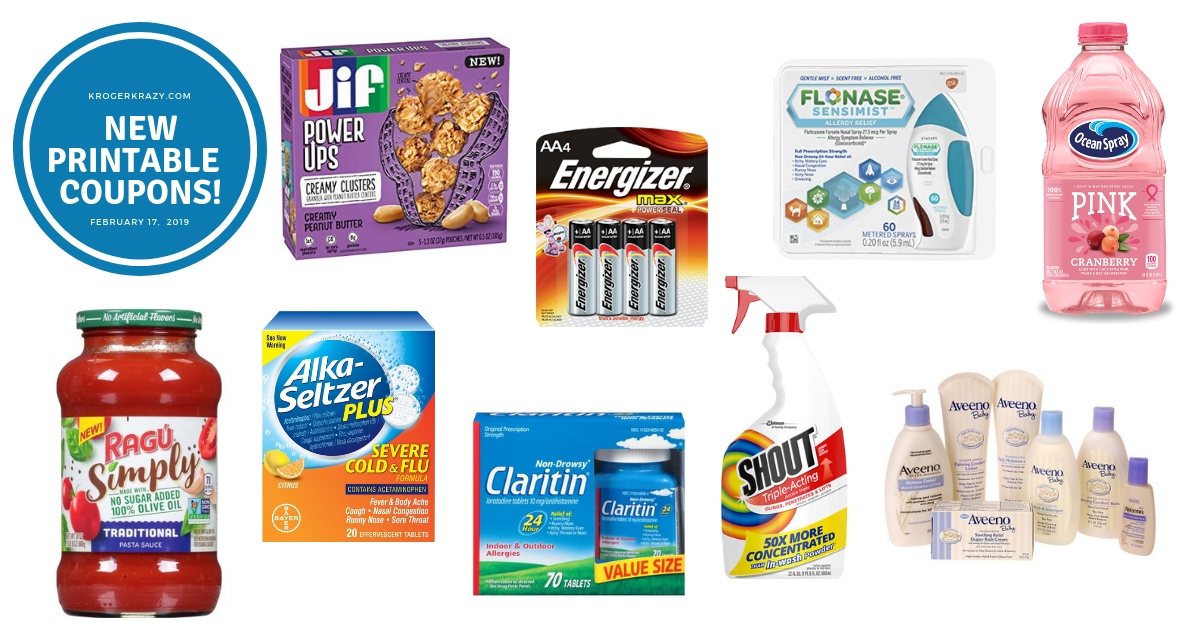 photo about Scrubbing Bubbles Printable Coupon identify Refreshing Printable Discount coupons! Jif, Energizer, Ocean Spray