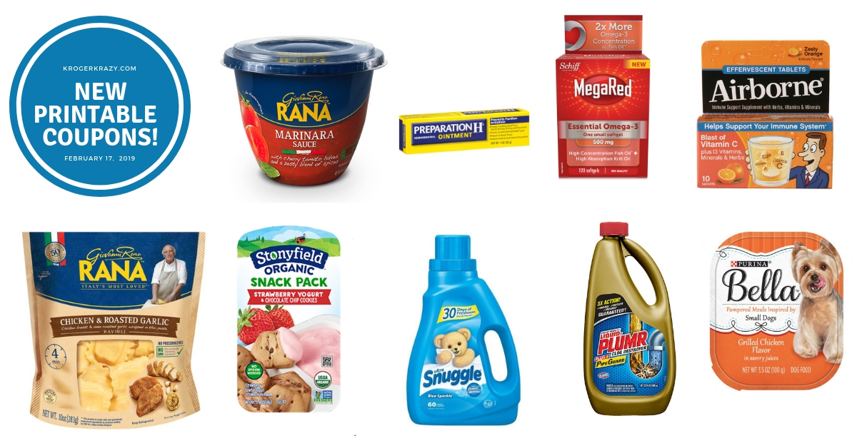 graphic regarding Bush's Chicken Coupons Printable titled Fresh Printable Coupon codes!! Giovanni Rana, Airborne, Purina