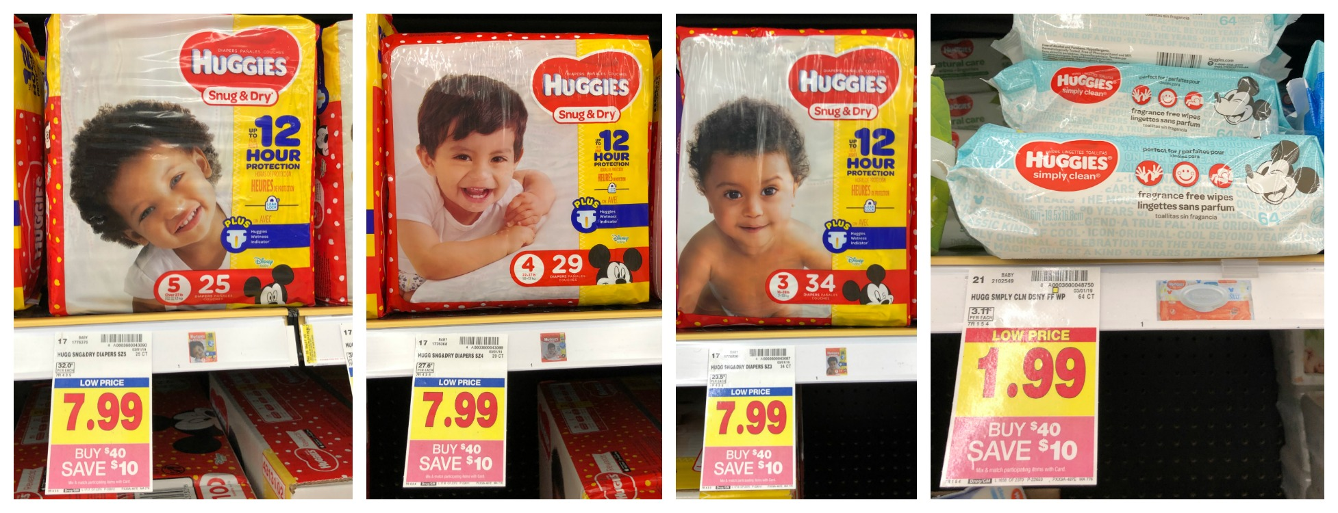 The Huggies Catalina and Baby Aisle Instant Savings is BACK at