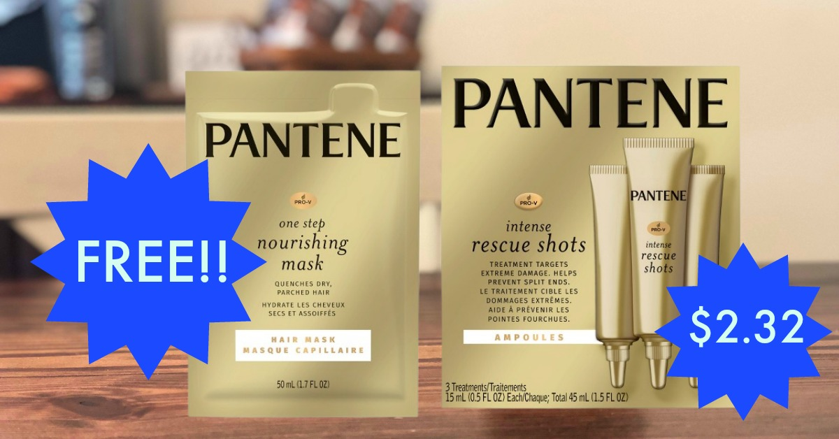 picture relating to Printable Pantene Coupons $5 3 known as Totally free Pantene Just one Move Nourishing Masks with Kroger Mega