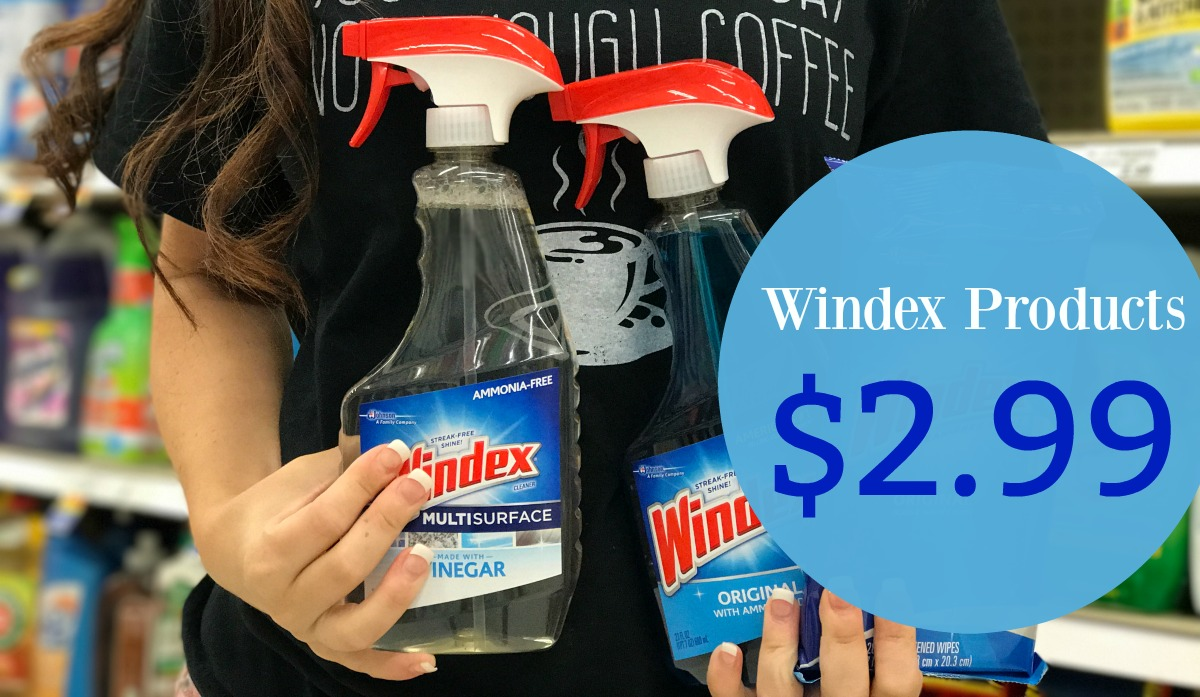image relating to Windex Printable Coupon known as Get Windex Gl Cleaner For Simply $2.99 at Kroger! Kroger