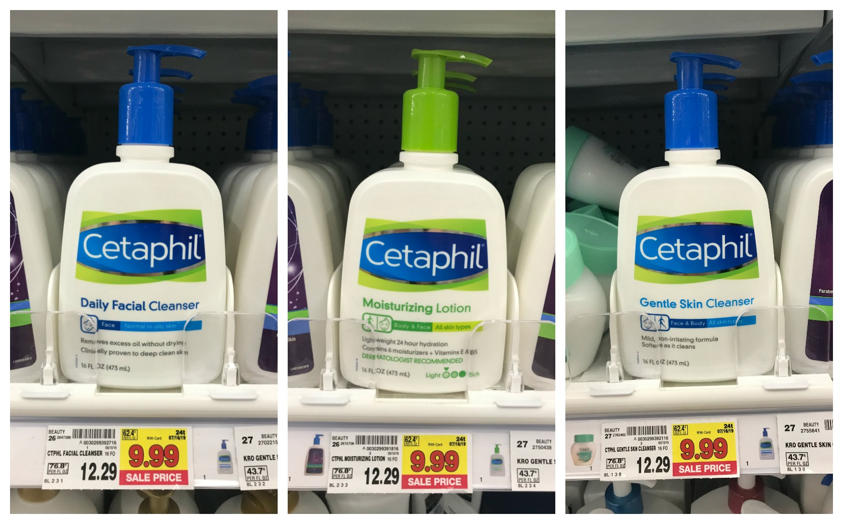 graphic regarding Cetaphil Coupons Printable identify Refreshing Cetaphil Coupon Lotions and Cleansers Just $6.99 at