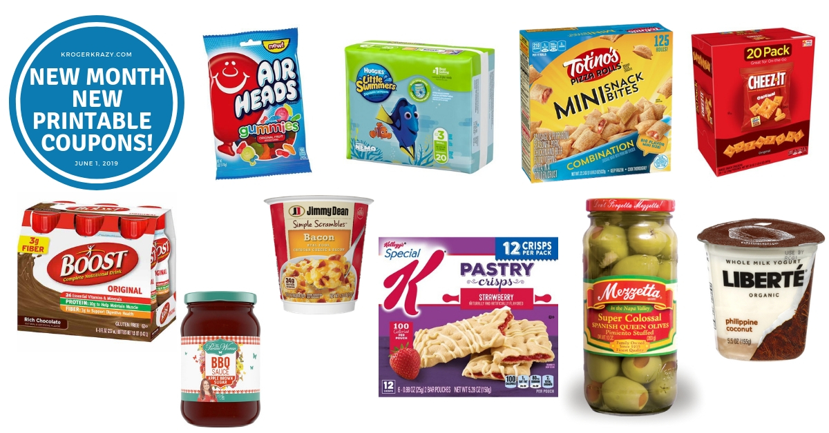 photo relating to Boost Printable Coupons called Fresh Thirty day period! Fresh new Printable Discount coupons! Huggies, Totinos, Liberte
