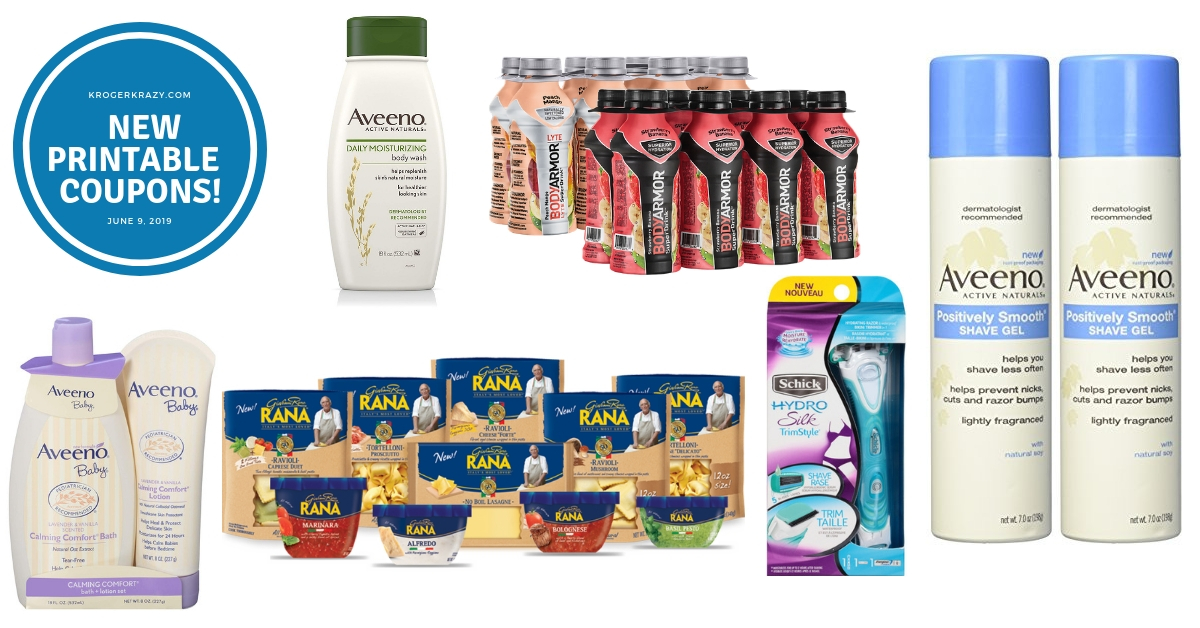 picture about Nature's Bounty Printable Coupon identified as Fresh new Printable Coupon codes! Aveeno, Schick, Natures Bounty
