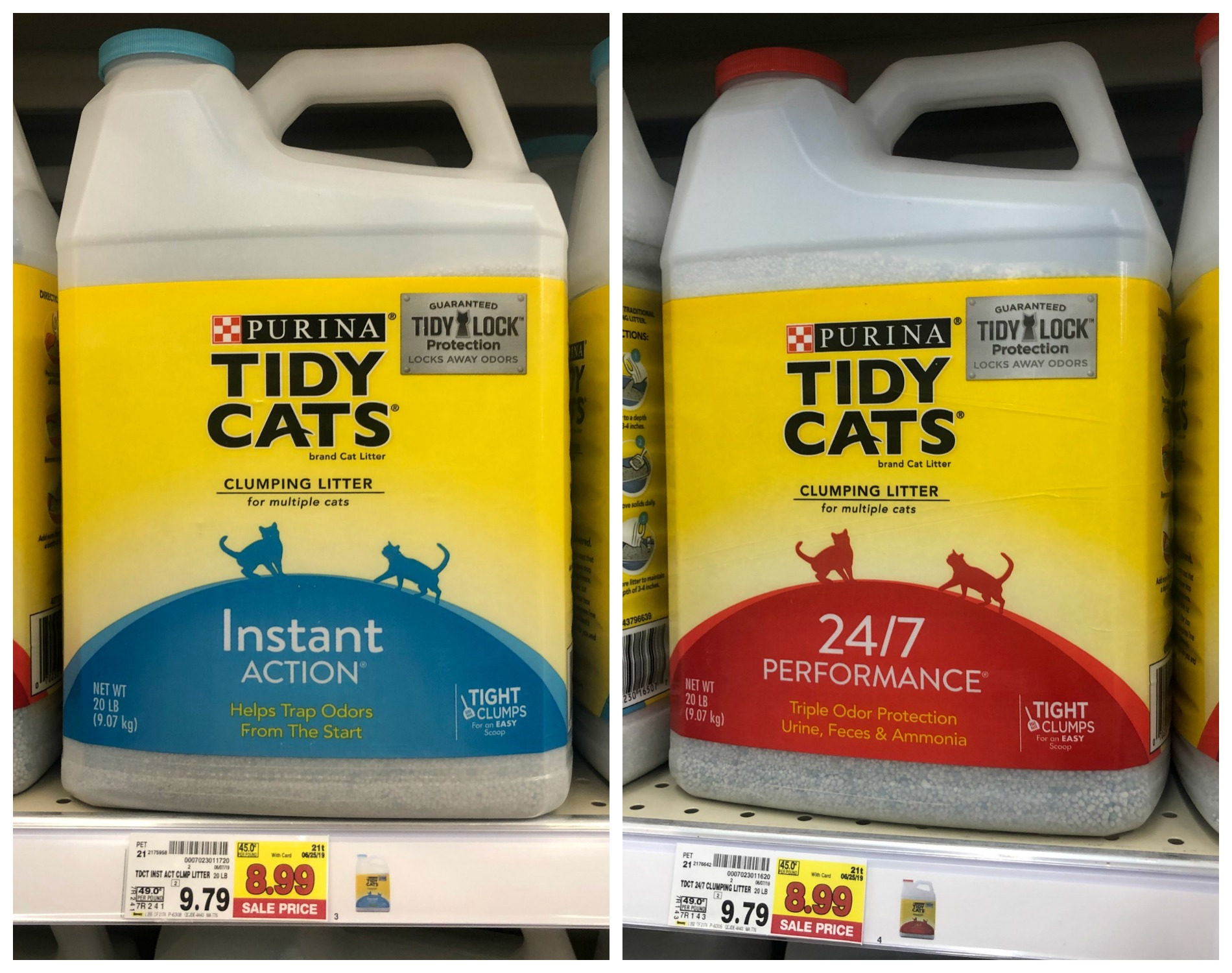 picture regarding Tidy Cat Printable Coupon referred to as Purina Tidy Cats Clumping Clutter Simply just $7.99 at Kroger! (Reg