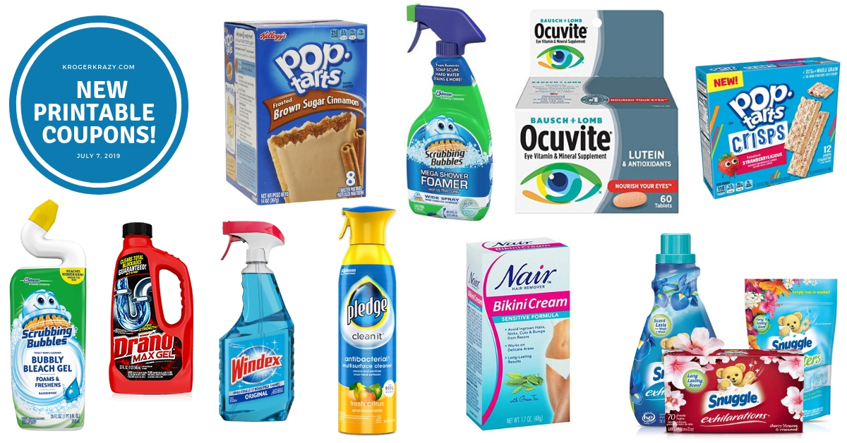 picture regarding Windex Printable Coupon named Contemporary Printable Discount codes!! Pledge, Windex, Snuggle, Pop-Tarts