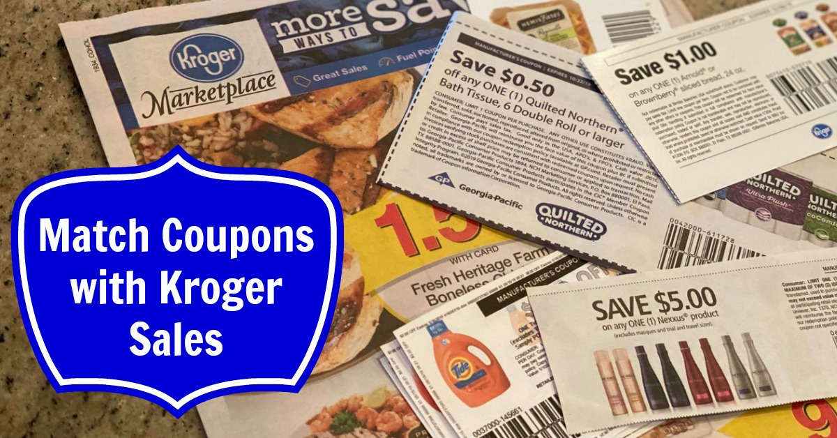 Kroger Coupons Weekly Sales Ad