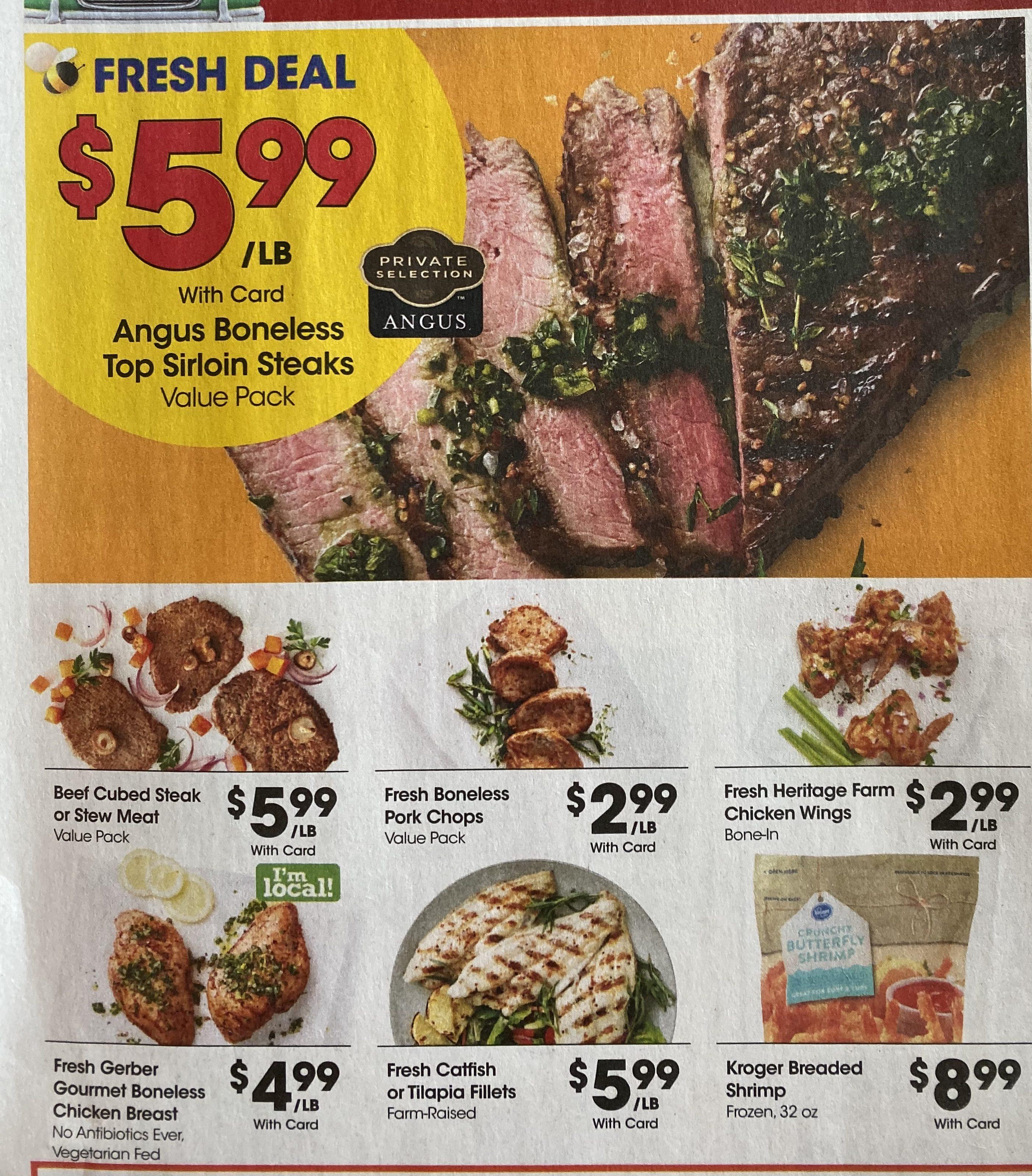 Kroger Weekly Ad 16