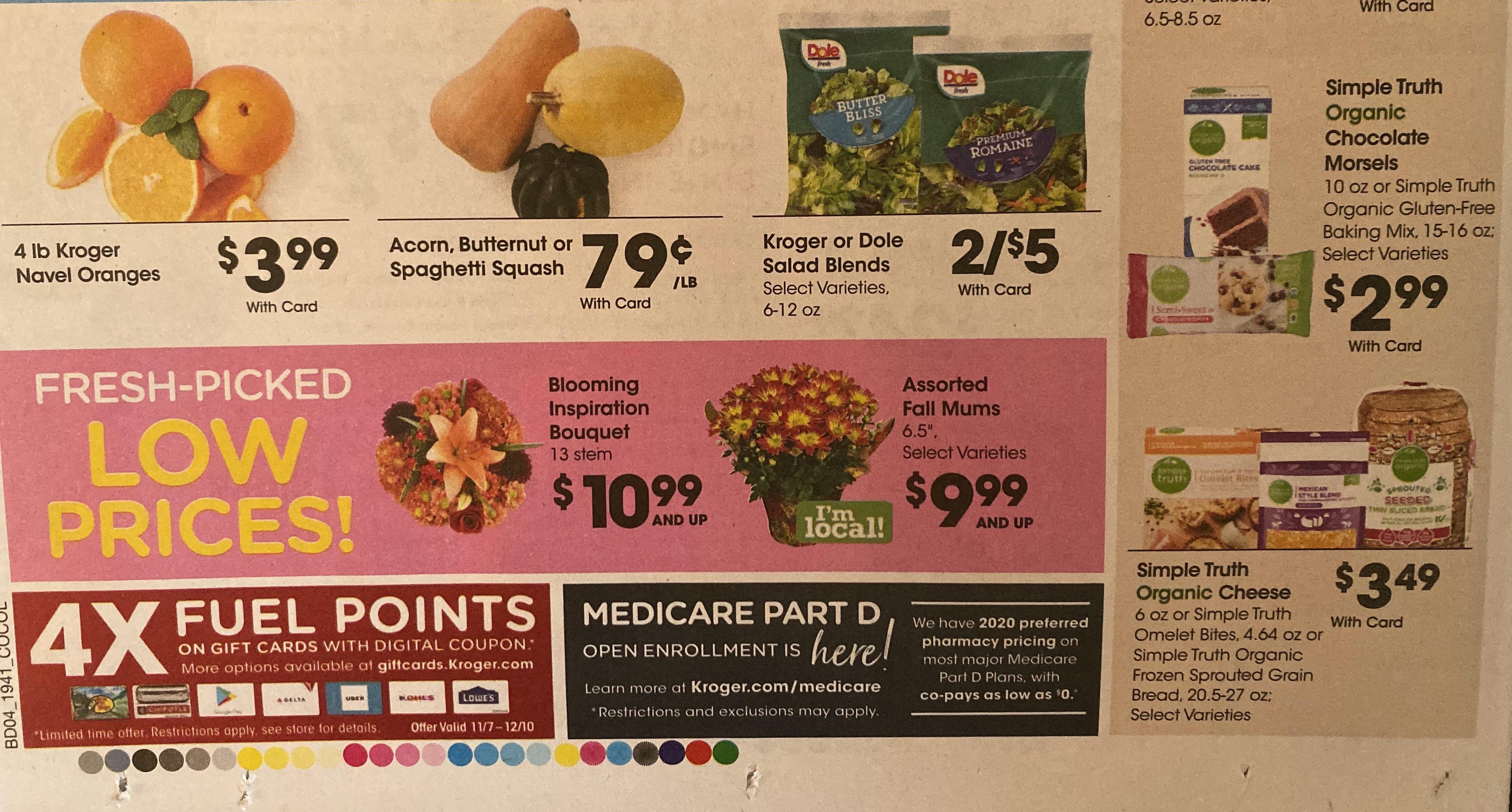 Kroger Weekly Ad 20