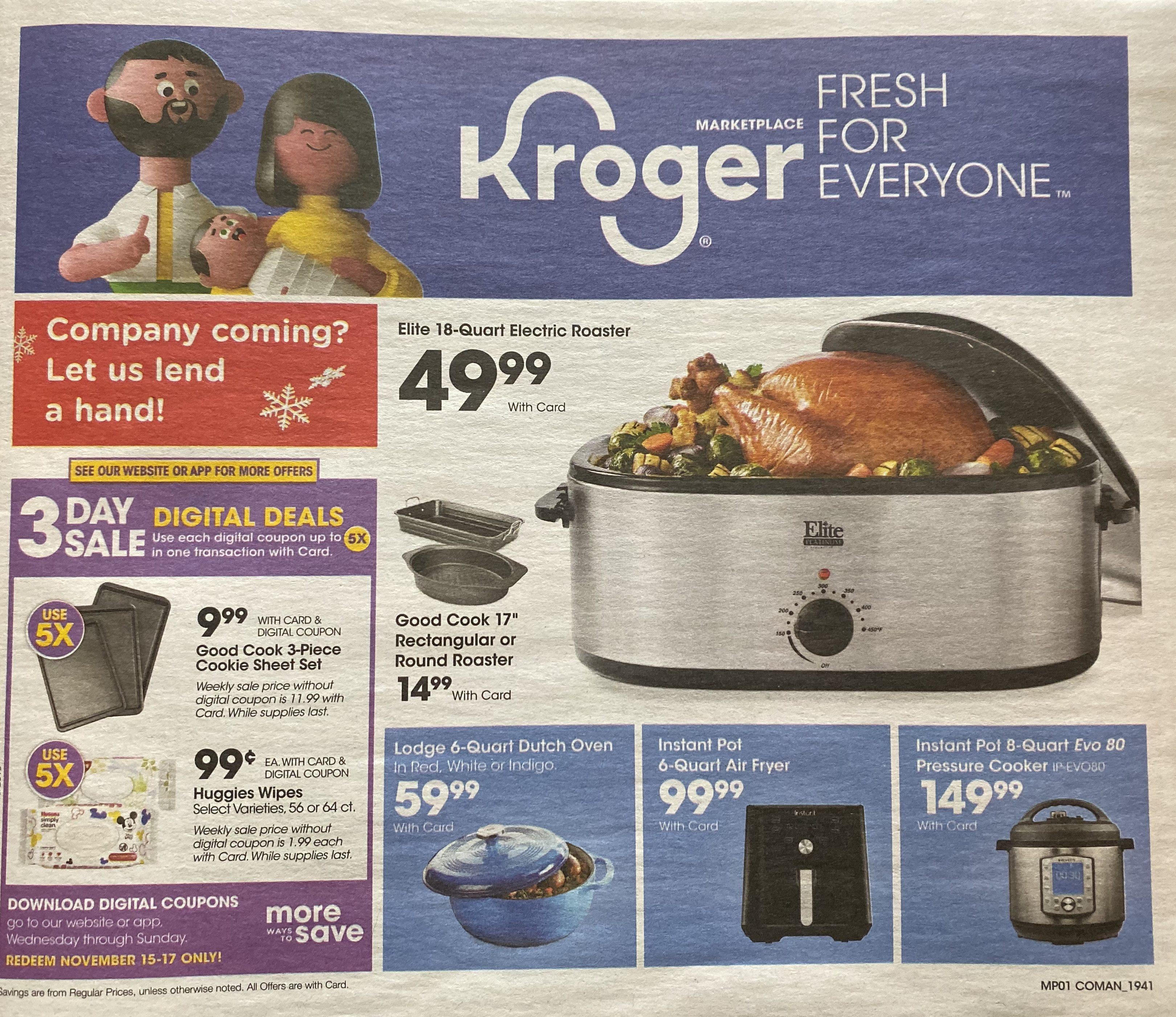 Kroger Weekly Ad 22