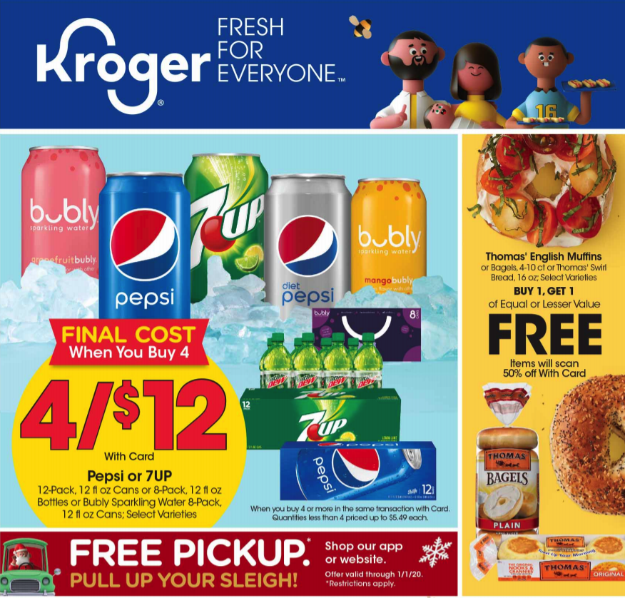 Kroger Weekly Ad 1