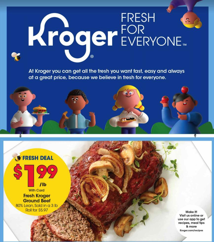 Kroger Weekly Ad Cinci 1