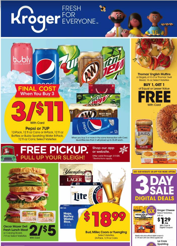 Kroger Weekly Ad Cinci 3