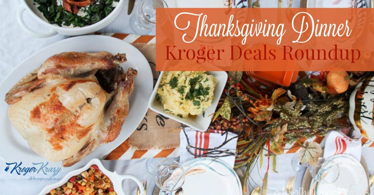 thanksgiving kroger