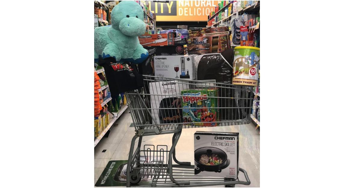Kroger Holiday Savings Bonus Cart