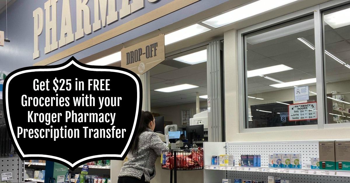 Kroger Pharmacy Prescription