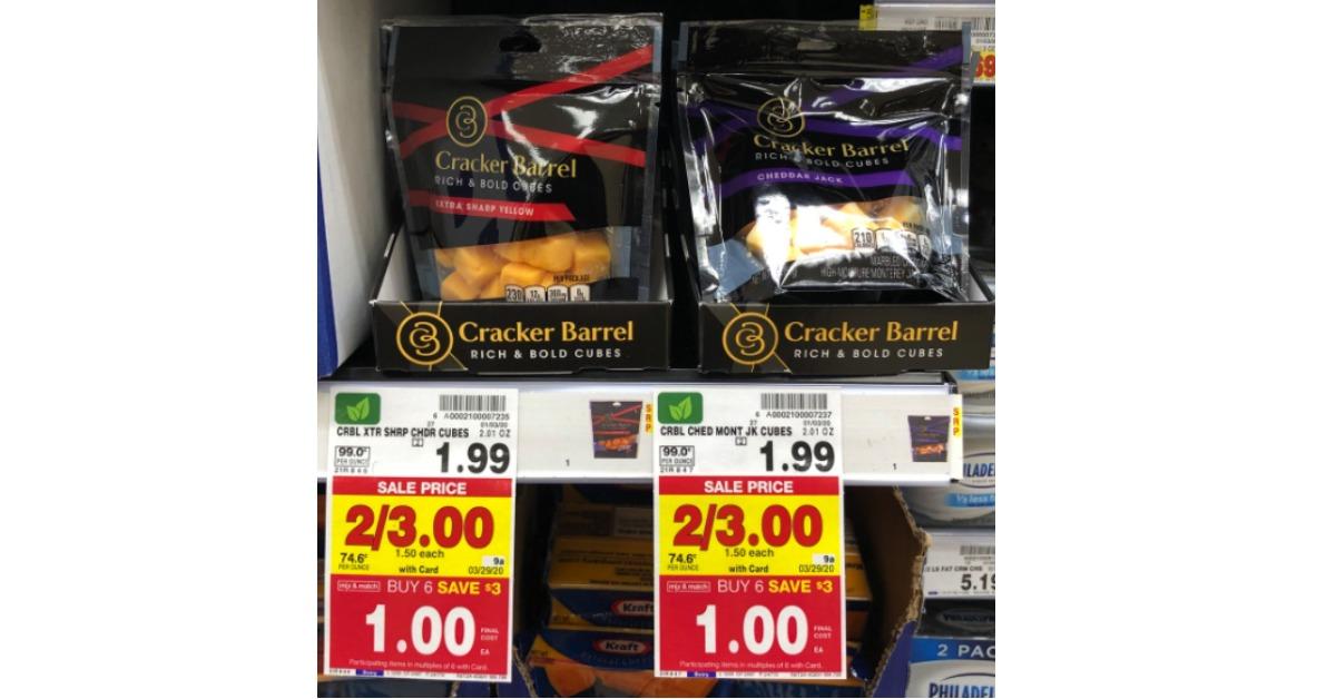 cracker barrel cheese Kroger