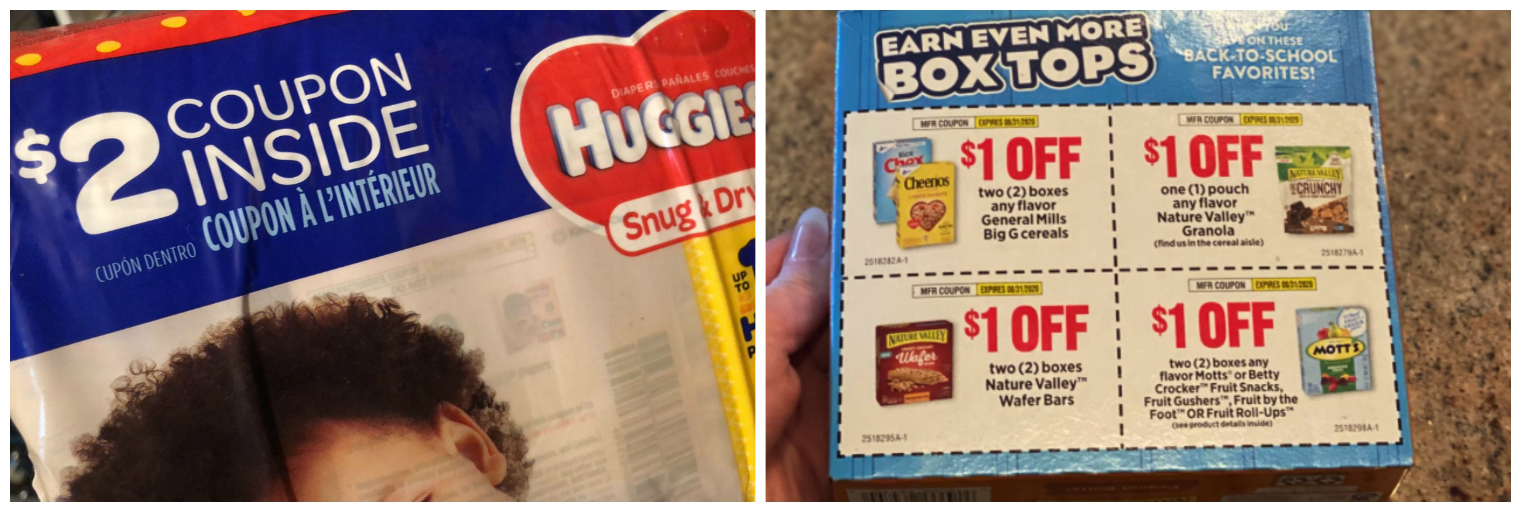 Product Box Coupons Kroger Krazy
