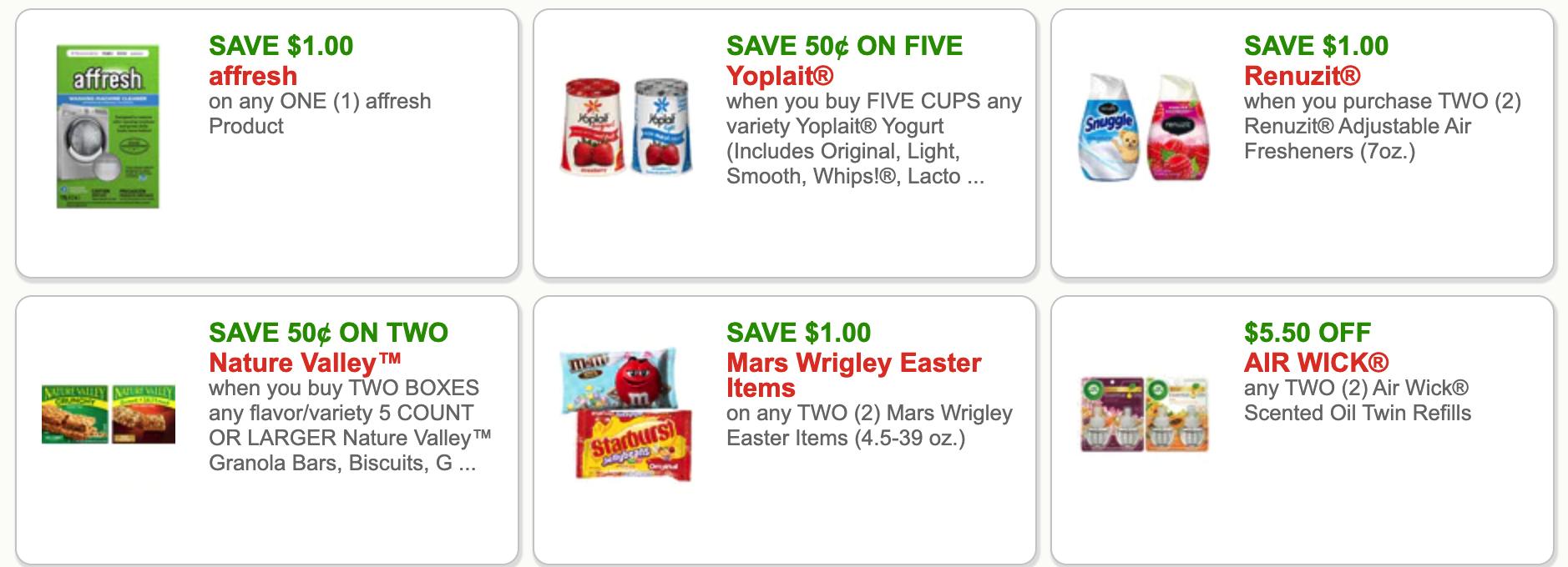 printable coupons kroger krazy