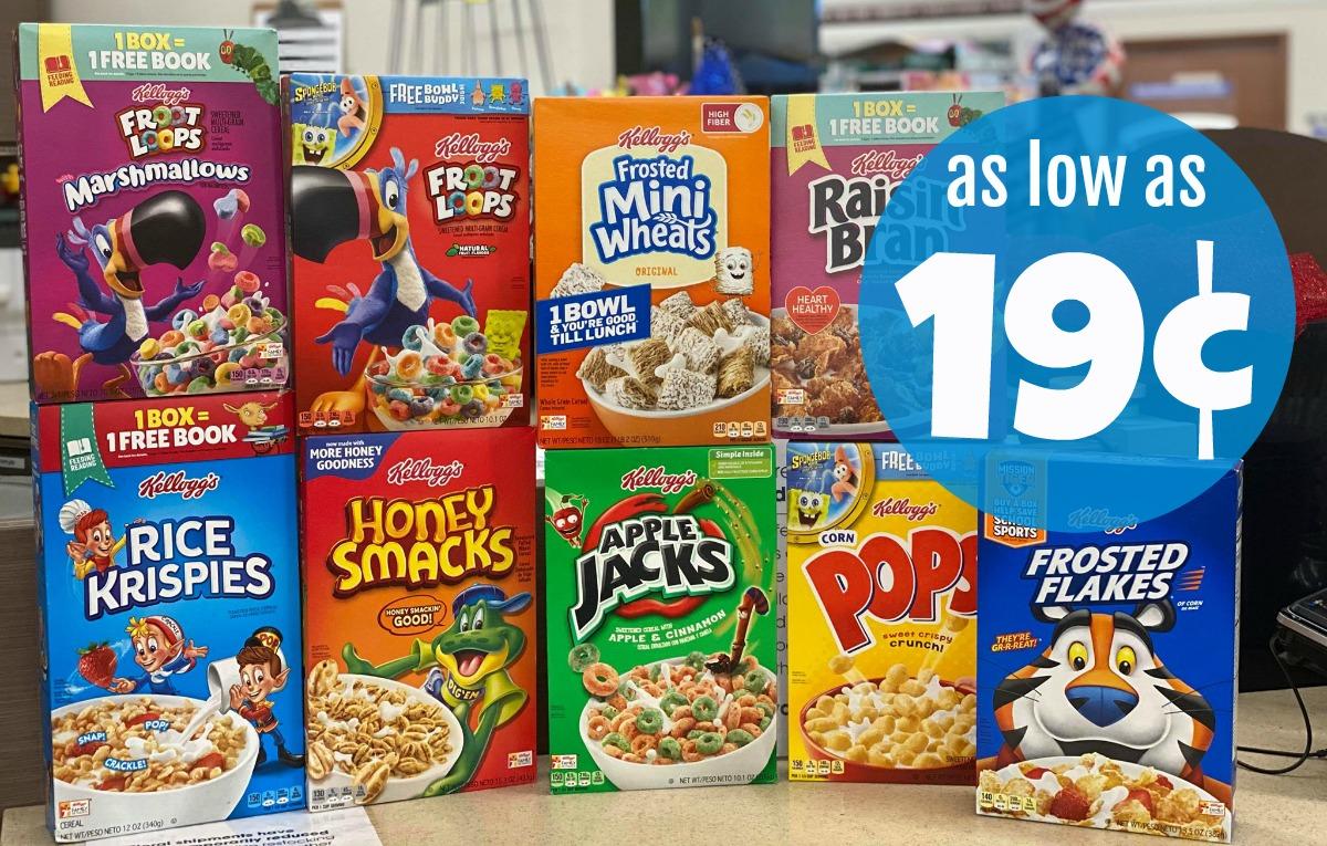 kelloggs cereal kroger krazy