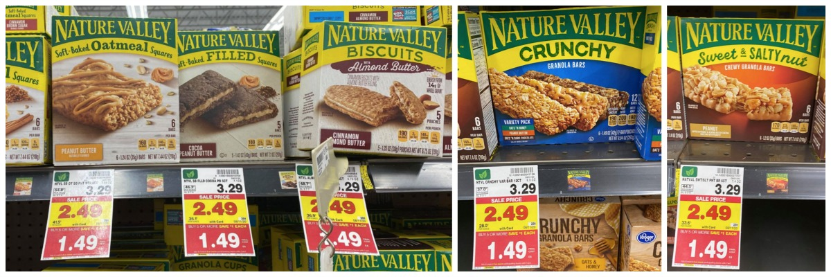 Nature Valley Kroger