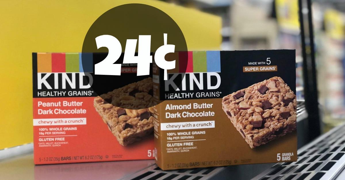 Kind Healthy Grains Kroger Krazy