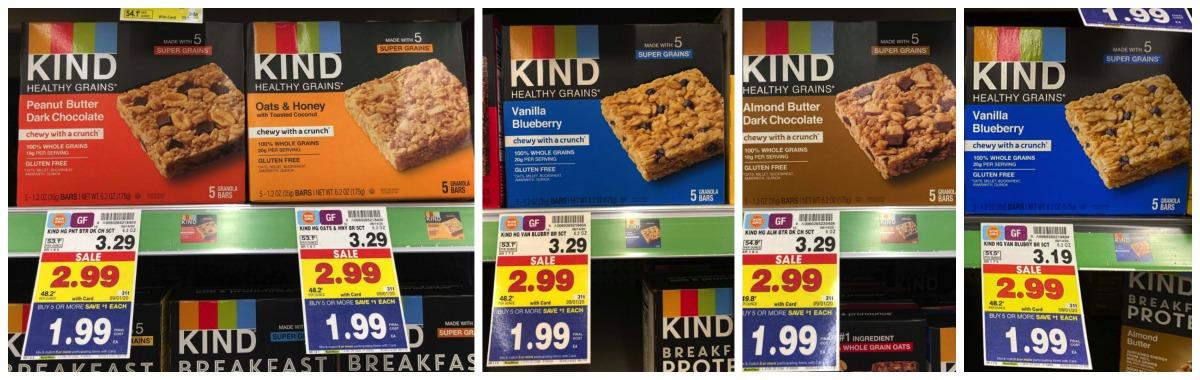 Kind Healthy Grains Kroger