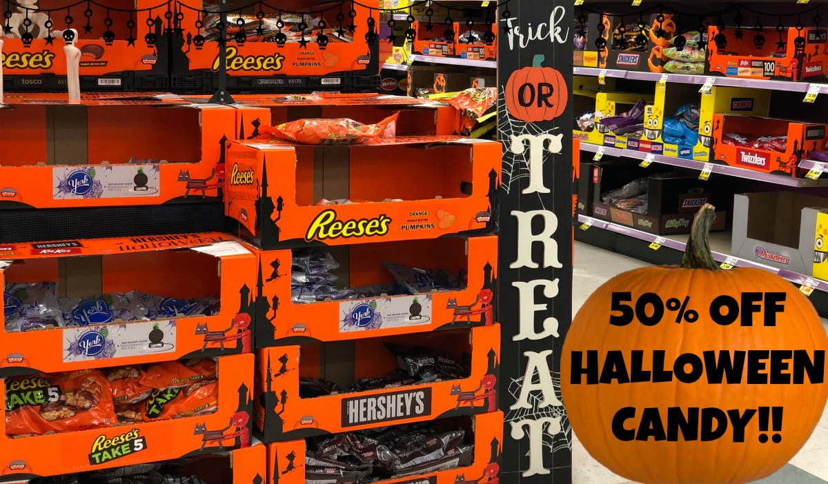 Kroger 50 Off Halloween Candy 2020 LAST DAY!! 50% Off ALL Halloween Candy 10/14 – 10/20!! | Kroger Krazy