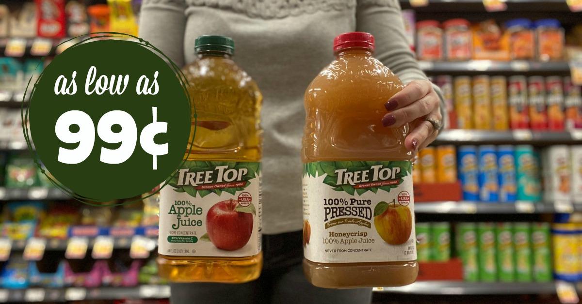 tree top juice kroger krazy