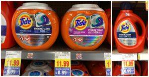 Tide Hygienic Kroger