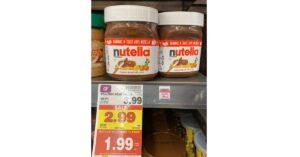Nutella Kroger