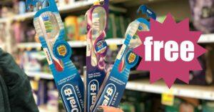 Oral-B-toothbrush kroge krazy