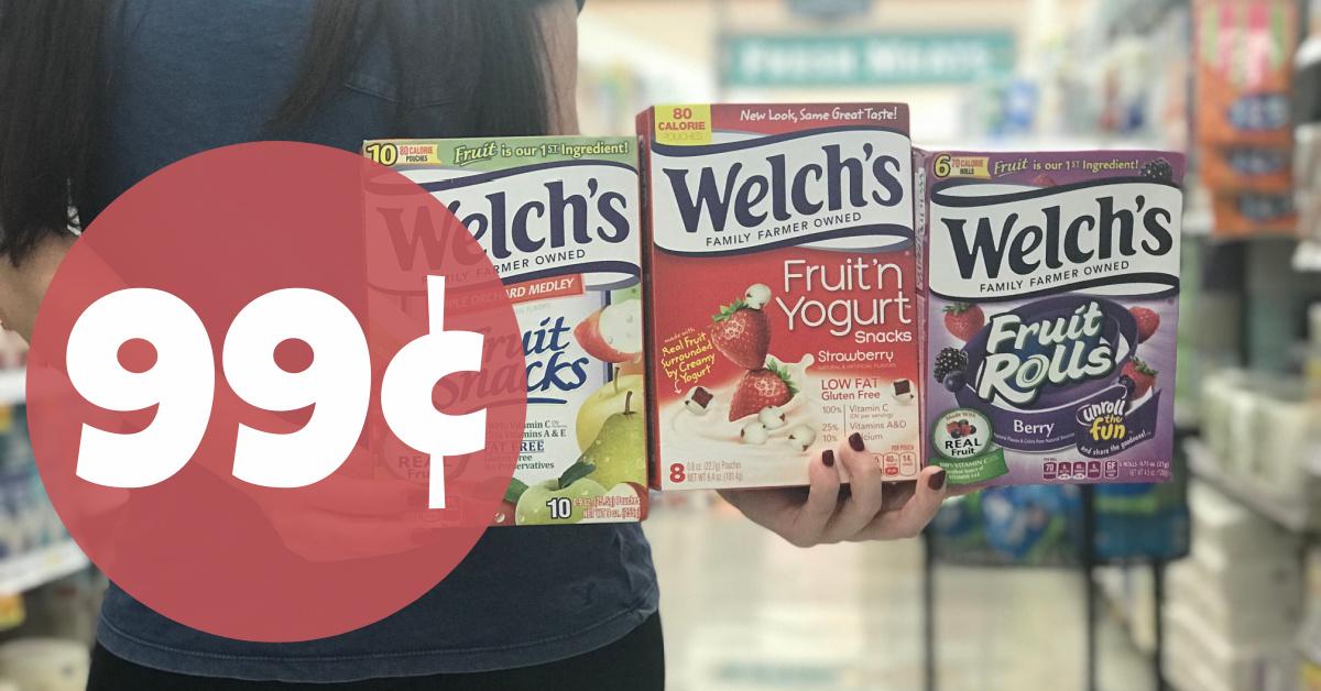 welchs fruit snacks kroger krazy