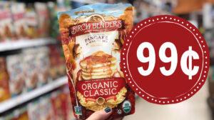 Birch Benders Pancake Mix Kroger Krazy