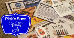Pick 'n Save Weekly Ad Matchup